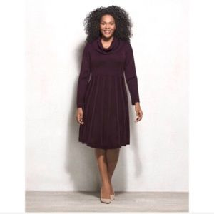 NWT Calvin Klein Sweater Dress Size 1X